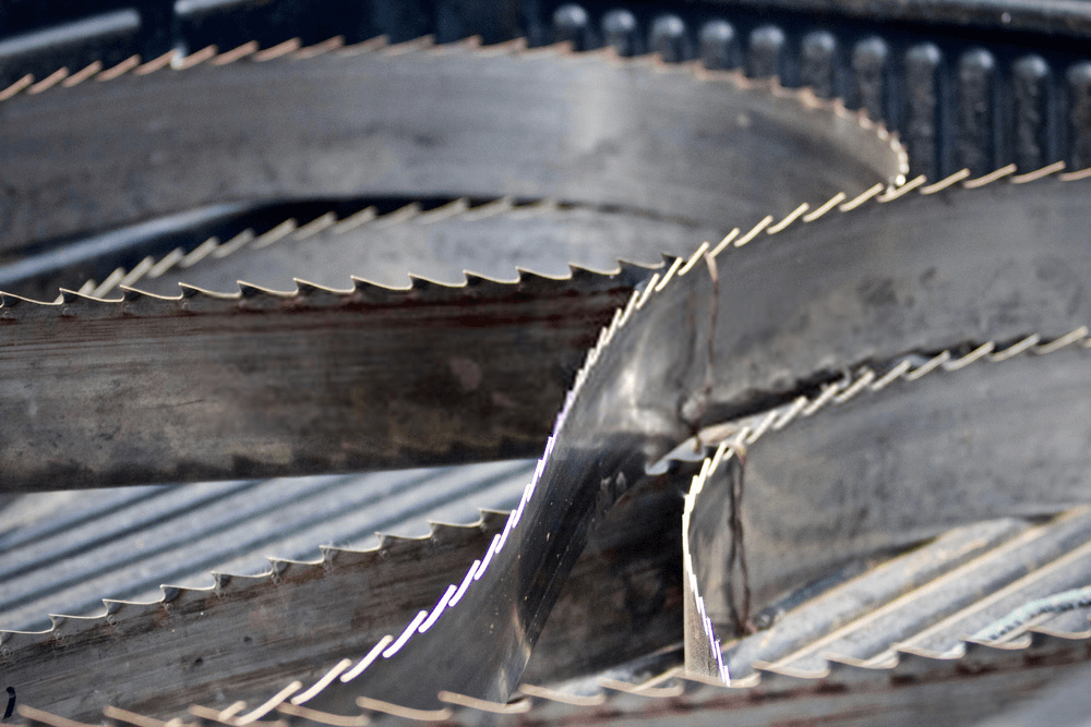 Bandsaw Blade Maintains