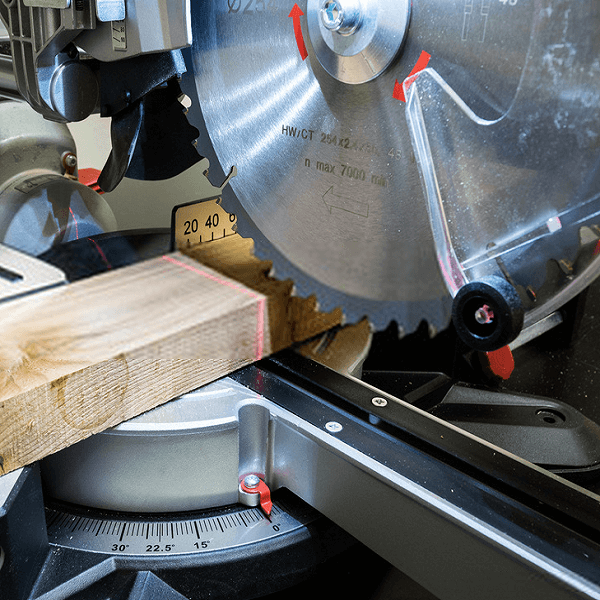 How to Change the Blade on a Miter Saw