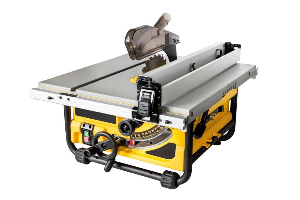 A Benchtop Table Saw