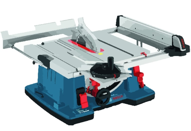 Compact Table Saw Vector